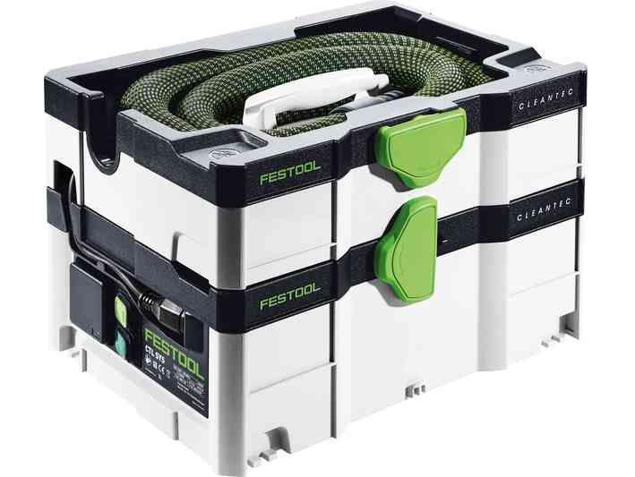 Mobilní průmyslový vysavač Festool CTL SYS ve formátu Systaineru - 1000W, 3000L/min, 4.5l, 6.9kg (575279)