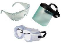 Ochranné brýle a Štíty