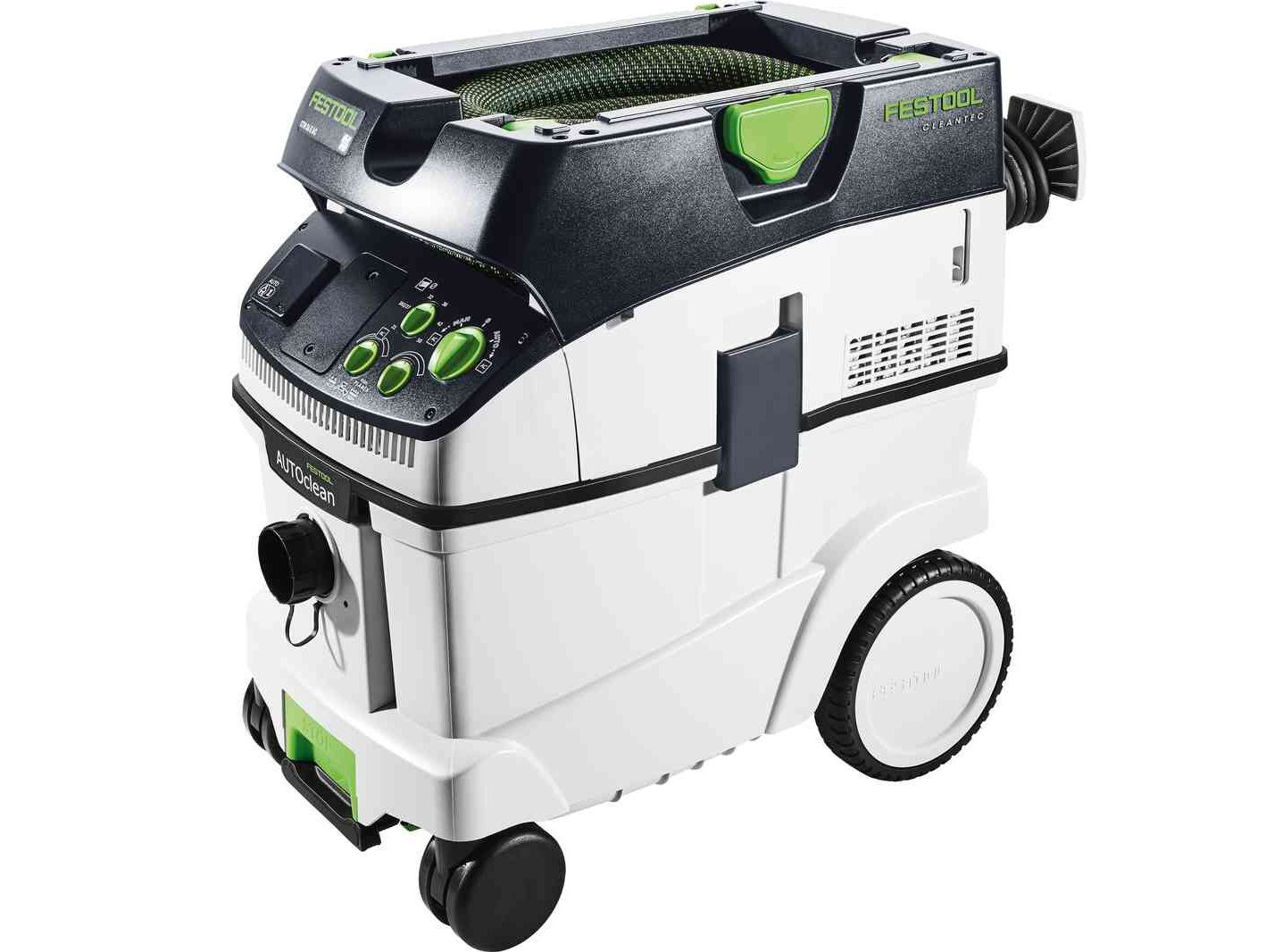 Průmyslový vysavač Festool CTM 36 E AC - 2400W, 36l, 15.2kg (574983]