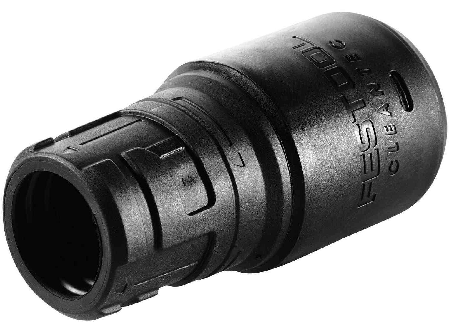 Spojovací objímka pro sací hadice Festool D 27 - 27mm (Festool D 27 DM-AS/CT), kód: 202346