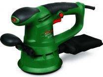 Excentrická bruska DWT EX03-125DV - 125mm, 380W, 6000-13000ot/min, s regulací, 1.75kg
