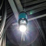 Makita DEAML102 Aku svítilna - 7.2 / 10.8V, bez akumulátoru a nabíječky