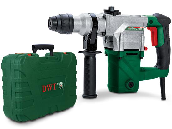 Vrtací a sekací kladivo DWT BH09-26 BMC - SDS-Plus, 950W, 4J, 4.9kg, v kufru