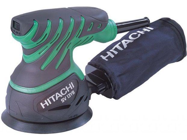 Excentrická bruska Hitachi SV13YB - 125mm, 230W, 12000ot/min, 1.3kg Hitachi / HiKOKI