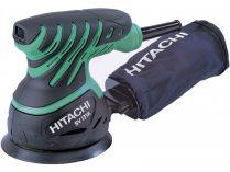 Excentrická bruska Hitachi SV13YA - 125mm, 230W, 7000-12000ot/min, s regulací, 1.3kg, kufr