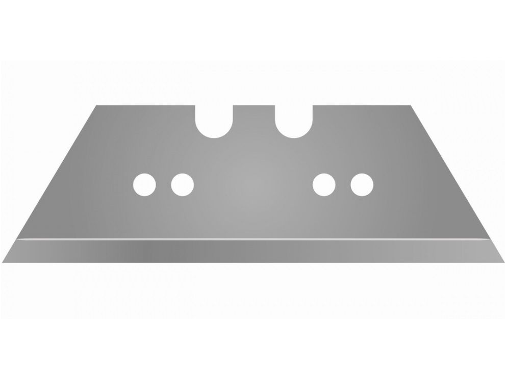 Náhradní nože rovné 10ks KREATOR KRT000400, ocel SK5, HD rovné, 0,045kg (KRT000401)
