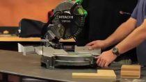 Pokosová pila Hitachi C10FCE2 - 1520W, 255mm, 14.9kg Hitachi / HiKOKI
