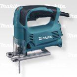 Příklepová vrtačka Makita HP1640 - 680W, 2.0kg + Přímočará pila Makita 4329 - 450W, 65mm (Makita DK0073)