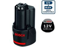 Zásuvný akumulátor Bosch GBA 10,8-12V/1,5Ah Li-ion Professional