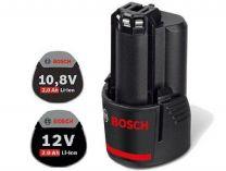 Zásuvný akumulátor Bosch GBA 10,8-12V//2,0Ah Li-ion Professional