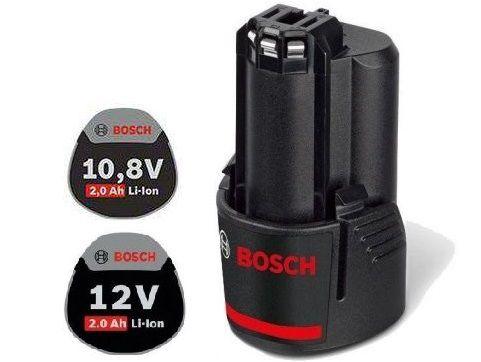 Zásuvný - tyčový akumulátor Bosch GBA 10,8V-12V/2,0Ah Li-ion Professional original (1600Z0002X) Bosch příslušenství