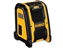 DeWALT DCR006 - 10.8V-18V, 0.92kg, bez aku, aku bluetooth reproduktor