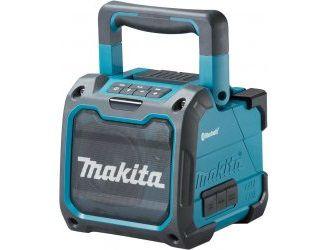 Aku přehrávač Makita DMR200 - 10.8-18V, Bluetooth, bez akumulátoru a nabíječky
