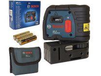 Bosch GPL 5 Professional, Bodový laser