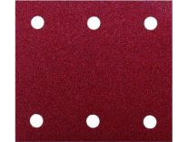 Brusný papír Makita P-33168, 114x102mm, suchý zip - hr.320 - 10ks