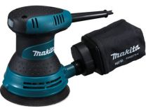 Makita BO5030 - 300W; 125mm; 1,3kg, excentrická bruska
