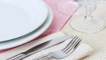 Sada příborů G21 Gourmet Delicate, 24ks, nerezová ocel, stříbrná