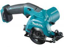 Makita HS301DZ - 10.8V, 85mm, 1.6kg, bez aku, aku kotoučová pila