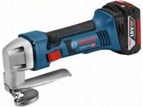 Aku nůžky na plech Bosch GSC 18V-16 Professional - 18V, 1.5kg, bez aku