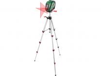 Křížový laser Bosch UniversalLevel 2 Set - 10m, 650nm, 0.46kg, stativ, taška