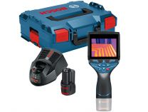 Bosch GTC 400 C Professional - 1x 12V/1.5Ah, kufr, aku termodetektor
