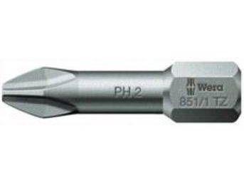 Šroubovací BIT Wera PH 1 - křížový 851/1 TZ (056505)