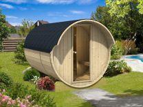 Estonské venkovní sauny