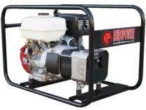 Generátor - Jednofázová elektrocentrála HONDA Europower EP7000 s výkonem