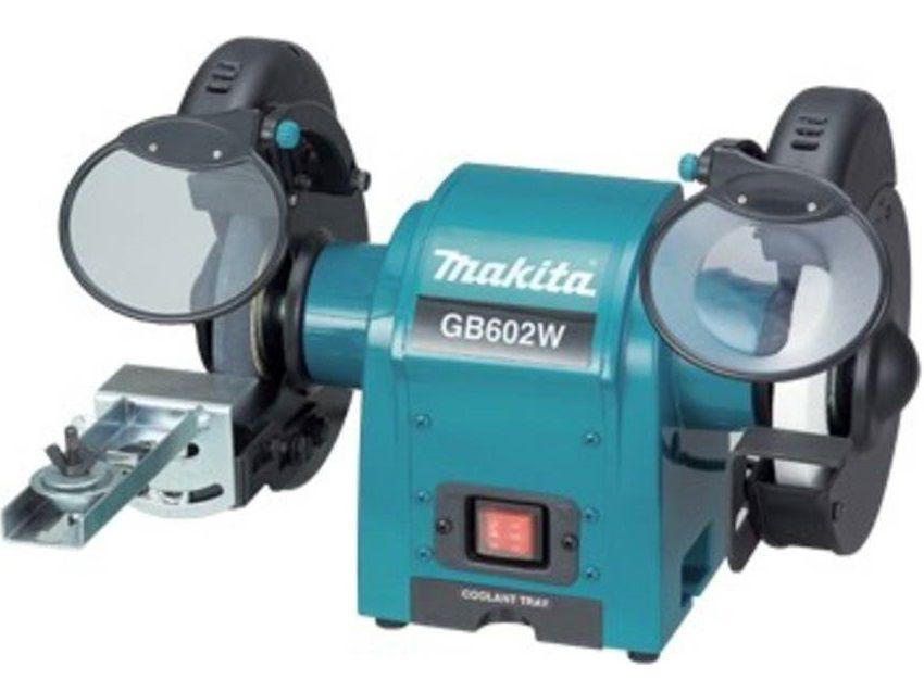 Makita GB602W Dvoukotoučová bruska