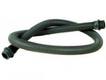Kabelová hadice pro beton 1m - pro vedení kabelů bazénového osvětlení, šedý plast, 0.1kg
