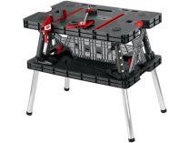 KETER - Přenosný složitelný pracovní stůl 85x55x11.2cm