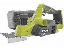 Aku hoblík Ryobi R18PL-0 - 18V, 82mm, 11000ot./min, bez aku