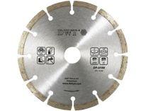 Diamantový kotouč na železobeton a cihly DWT DS-115 SB - pr. 115mm, 0.1kg