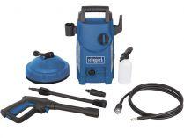 Vysokotlaký čistič Scheppach HCE 1500 - 1400W, 105bar, 408l/h, 6kg