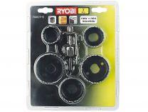 7-dílná sada vrtacích korunek - děrovek Ryobi RAK 07 HS - 0.3kg