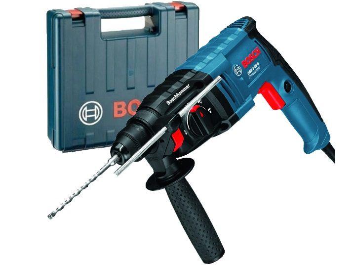 Bosch GBH 2-20 D Professional pneumatické kladivo Bosch PROFI