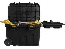 STANLEY 1-92-978, mobile Jobchest s kovovými petlicemi - mobilní box na nářadí 8.97kg