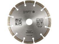 Diamantový kotouč na abrazivní materiály DWT DS-180 A - pr. 180mm