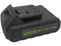 Akumulátor FREDDY FR004AKU pro FR004 - 20V/2,0Ah