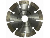 Diamantový kotouč na beton, cihly, keramiku, železobeton LASER-CUT L SS - 125x22.2x12mm
