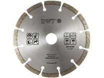 Diamantový kotouč na abrazivní materiály DWT LDS-180 A - pr. 180mm