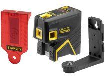 STANLEY FMHT1-77413, FatMax SLP5 5bodový laser, červený, 1.22kg