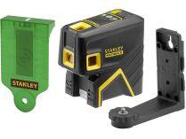 STANLEY FMHT1-77437, FatMax SLP5 , 5bodový laser, zelený, 1.23kg