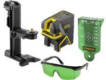 STANLEY FMHT1-77442, FatMax, 5bodový laser, zelený, 3.65kg