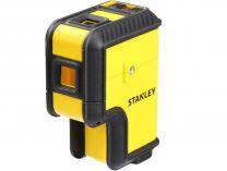 STANLEY STHT77503-1, 3bodový laser SPL3 next Generation, červený, 0.9kg