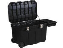 STANLEY 1-93-278, mobile Jobchest s integrovaným zámkem - mobilní box na nářadí 9.5kg