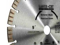 Diamantový kotouč LASER-CUT LST - 300x25.4x10mm