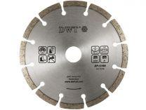 Diamantový kotouč na abrazivní materiály DWT LDS-115 A - pr. 115mm