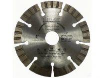 Diamantový kotouč na beton, cihly, břidlice, železobeton LASER-CUT L ST - 150x22.2x12mm