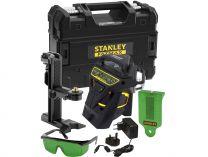 STANLEY FMHT1-77356, FatMax 3linkový laser, zelený, 4.27kg